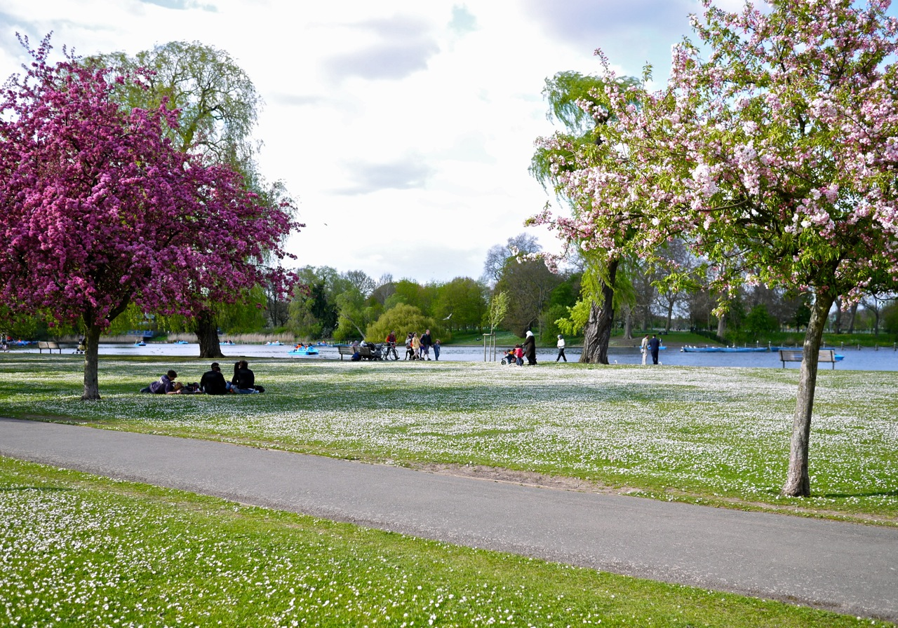 Spring in Regents Park | Little London Observationist