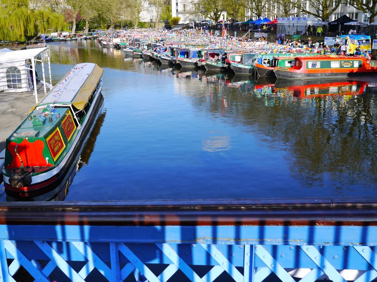 London Houseboat Living | Little London Observationist