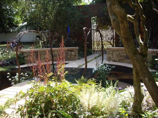 A Cool Garden